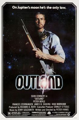 """Постер к фильму """"Внеземелье"""" /Outland/ (1981)"""