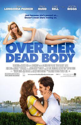 """Постер к фильму """"Невеста с того света"""" /Over Her Dead Body/ (2008)"""