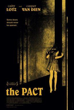 """Постер к фильму """"Пакт"""" /The Pact/ (2012)"""