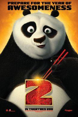 """Постер к фильму """"Кунг-Фу Панда 2"""" /Kung Fu Panda 2/ (2011)"""