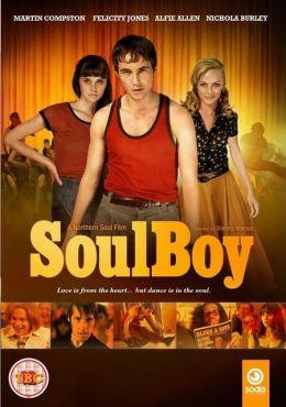 """Постер к фильму """"Парень с душой"""" /SoulBoy/ (2010)"""