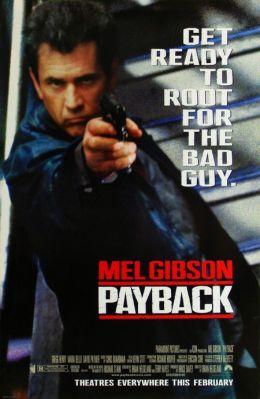 "Постер к фильму ""Расплата"" /Payback/ (1999)"