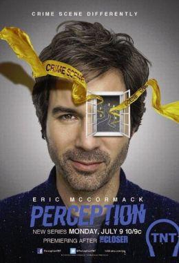 """Постер к фильму """"Предчувствие"""" /Perception/ (2012)"""