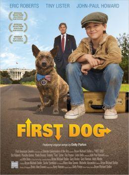 """Постер к фильму """"Первый пёс"""" /First Dog/ (2010)"""