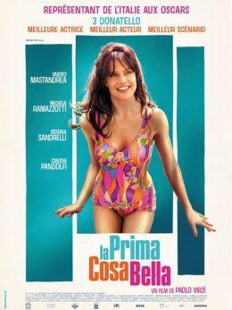 """Постер к фильму """"Первое прекрасное"""" /La prima cosa bella/ (2010)"""