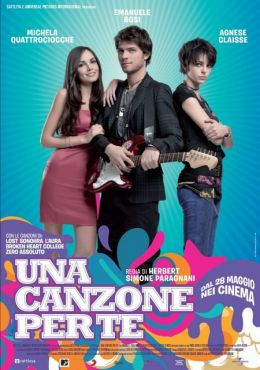 "Постер к фильму ""Песня для тебя"" /Una canzone per te/ (2010)"
