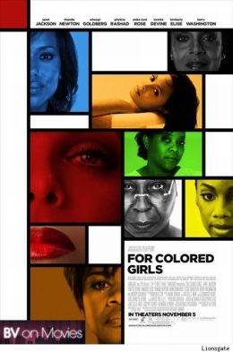 """Постер к фильму """"Песни о любви"""" /For Colored Girls/ (2010)"""