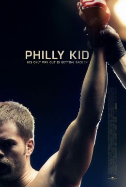 """Постер к фильму """"The Philly Kid"""" /The Philly Kid/ (2012)"""