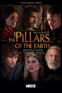 "Постер к фильму ""Столпы Земли"" /The Pillars of the Earth/ (2010)"