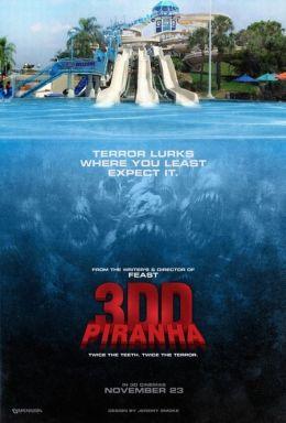 "Постер к фильму ""Пираньи 3DD"" /Piranha 3DD/ (2012)"