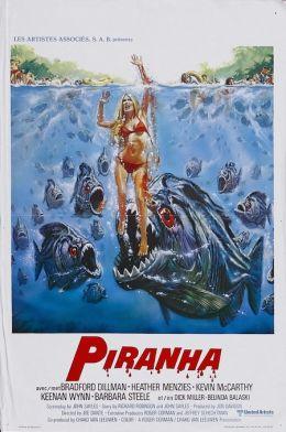 """Постер к фильму """"Пиранья"""" /Piranha/ (1978)"""