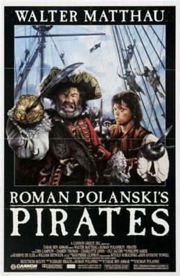 """Постер к фильму """"Пираты"""" /Pirates/ (1986)"""