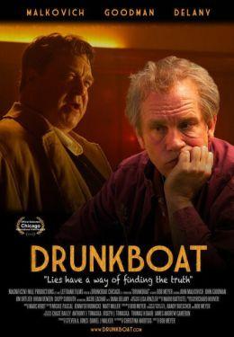 """Постер к фильму """"Пьяная лодка"""" /Drunkboat/ (2010)"""