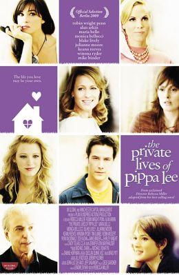 """Постер к фильму """"Частная жизнь Пиппы Ли"""" /The Private Lives of Pippa Lee/ (2009)"""