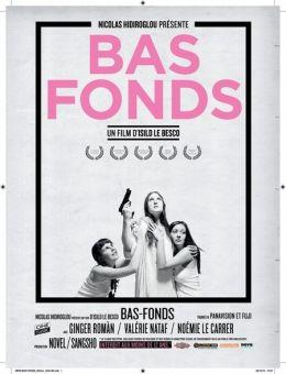"""Постер к фильму """"Подонки"""" /Bas-fonds/ (2010)"""