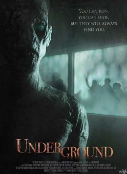 """Постер к фильму """"Подземелье"""" /Underground/ (2011)"""
