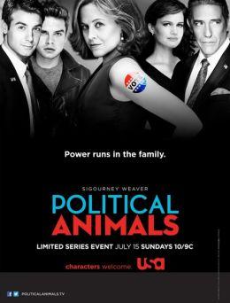 """Постер к фильму """"Политиканы"""" /Political Animals/ (2012)"""