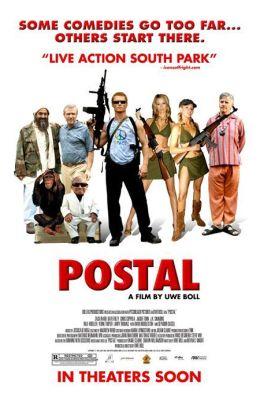 """Постер к фильму """"Постал"""" /Postal/ (2007)"""