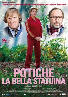 """Постер к фильму """"Отчаянная домохозяйка"""" /Potiche/ (2010)"""