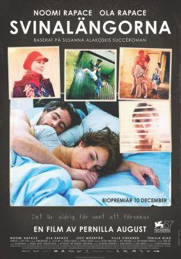 "Постер к фильму ""По ту сторону"" /Svinalangorna/ (2010)"