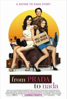 "Постер к фильму ""Prada и чувства"" /From Prada to Nada/ (2011)"