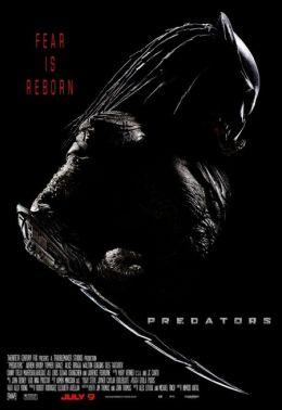 """Постер к фильму """"Хищники"""" /Predators/ (2010)"""