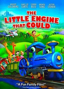 """Постер к фильму """"Приключения маленького паровозика"""" /The Little Engine That Could/ (2011)"""