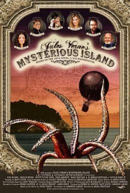 """Постер к фильму """"Приключение на таинственном острове"""" /Mysterious Island/ (2010)"""