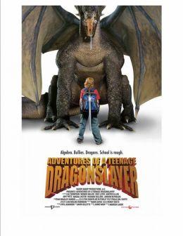 """Постер к фильму """"Приключения охотника на драконов"""" /Adventures of a Teenage Dragonslayer/ (2010)"""
