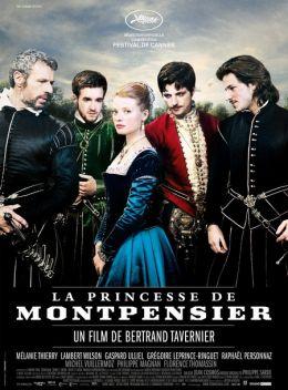 """Постер к фильму """"Принцесса де Монпансье"""" /La princesse de Montpensier/ (2010)"""