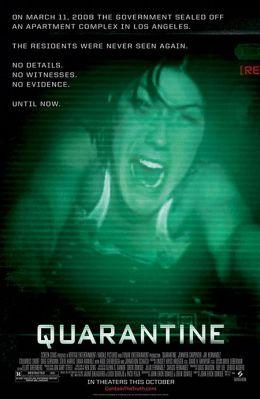 "Постер к фильму ""Карантин"" /Quarantine/ (2008)"