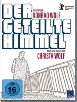 """Постер к фильму """"Расколотое небо"""" /Der geteilte Himmel/ (1964)"""
