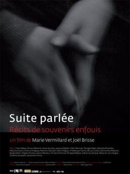 """Постер к фильму """"Разговорное продолжение"""" /Suite parlee/ (2010)"""