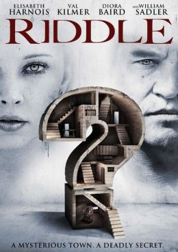 """Постер к фильму """"Riddle"""" /Riddle/ (2013)"""