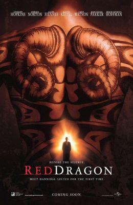 """Постер к фильму """"Красный дракон"""" /Red Dragon/ (2002)"""