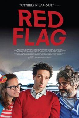 "Постер к фильму ""Red Flag"" /Red Flag/ (2012)"