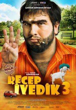 """Постер к фильму """"Реджеп Иведик 3"""" /Recep Ivedik 3/ (2010)"""