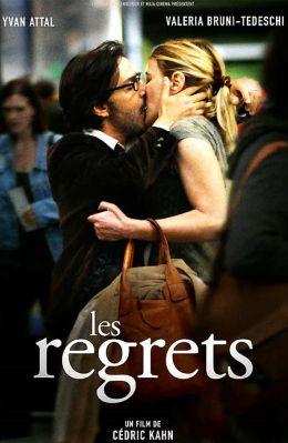 """Постер к фильму """"Давние любовники"""" /Les regrets/ (2009)"""