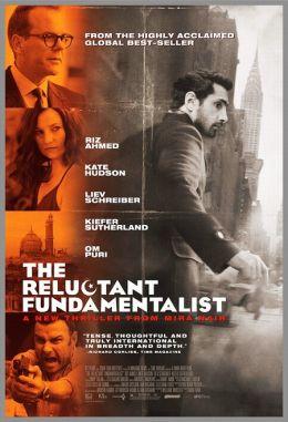 "Постер к фильму ""Фундаменталист поневоле"" /The Reluctant Fundamentalist/ (2012)"