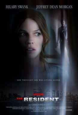 """Постер к фильму """"Ловушка"""" /The Resident/ (2010)"""