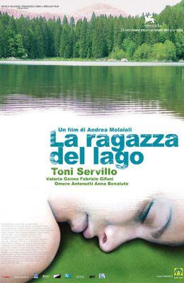"""Постер к фильму """"Девушка у озера"""" /La Ragazza del lago/ (2007)"""