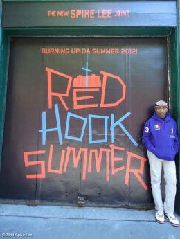"""Постер к фильму """"Red Hook Summer"""" /Red Hook Summer/ (2012)"""