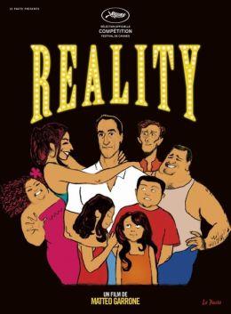 """Постер к фильму """"Реальность"""" /Reality/ (2012)"""