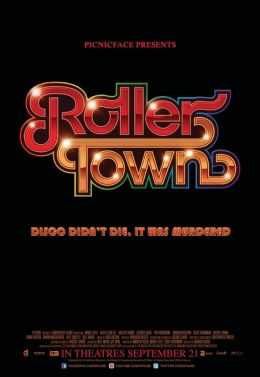 "Постер к фильму ""Roller Town"" /Roller Town/ (2012)"