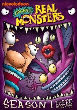 "Постер к фильму ""ААА!!! Настоящие монстры"" /Aaahh!!! Real Monsters/ (1994)"