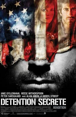 """Постер к фильму """"Версия"""" /Rendition/ (2007)"""
