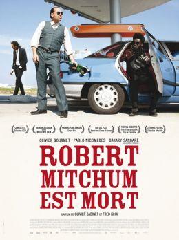 """Постер к фильму """"Роберт Митчем мёртв"""" /Robert Mitchum est mort/ (2010)"""
