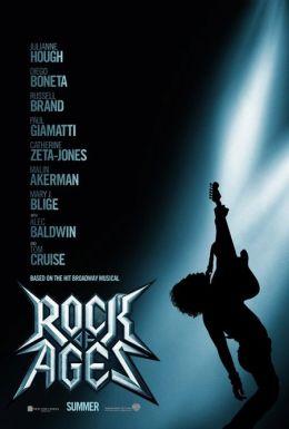 """Постер к фильму """"Рок на века"""" /Rock of Ages/ (2012)"""