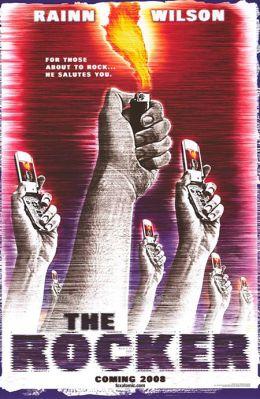 """Постер к фильму """"Голый барабанщик"""" /The Rocker/ (2008)"""