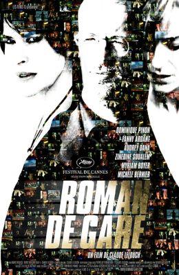 """Постер к фильму """"Железнодорожный роман"""" /Roman de gare/ (2007)"""